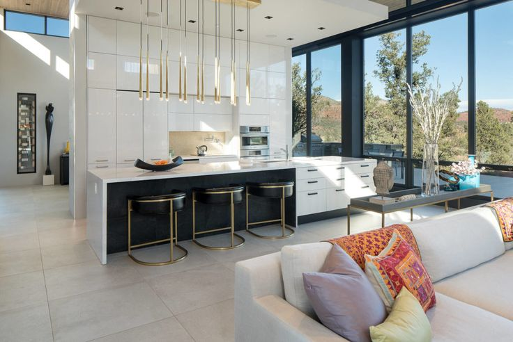 Sedona Contemporary by Weinman Architectural Services