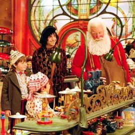 The Santa Clause 2, Tim Allen | 'CLAUSE' CALL Allen whiskers while he works