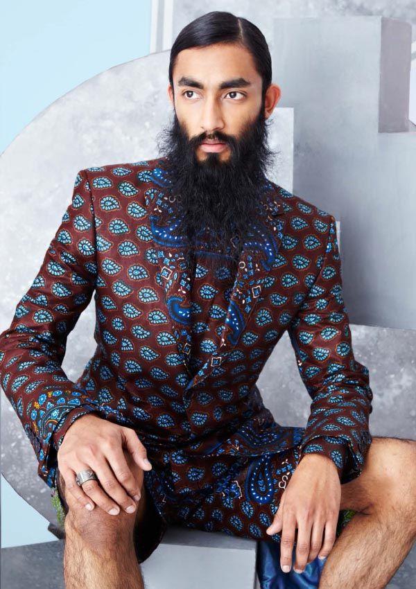 www.cewax aime les vêtements hommes ethniques, Afro tendance, Ethno tribal Men's fashion, african prints fashion - Atelier Vlisco x Dent de Man | Pagnifik
