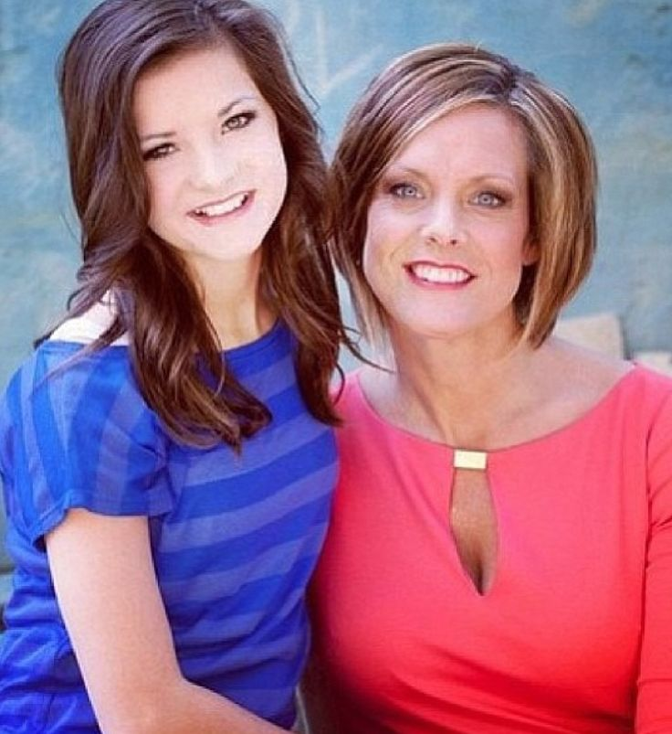 brooke with her mum kelly dancemoms pinterest kid