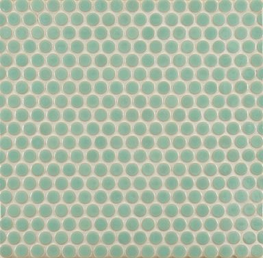 One Of My Recent Favorites That I Have Been Specifying Savoy Penny Rounds By Ann Sacks Tile