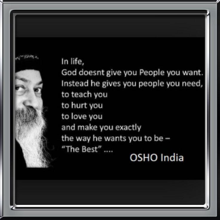 God, Osho And Love