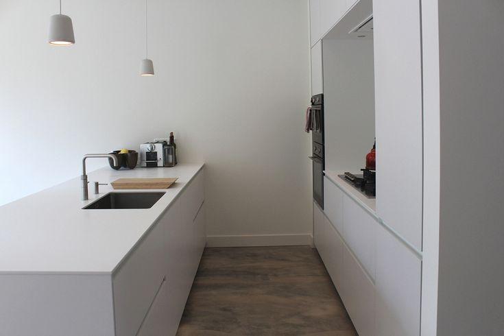 Moderne uitbouw Utrecht - Boks architectuur