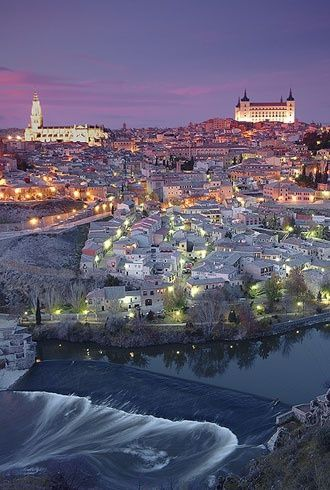 Places I've Been or I'd Like to Go / Toledo, Spain on imgfave