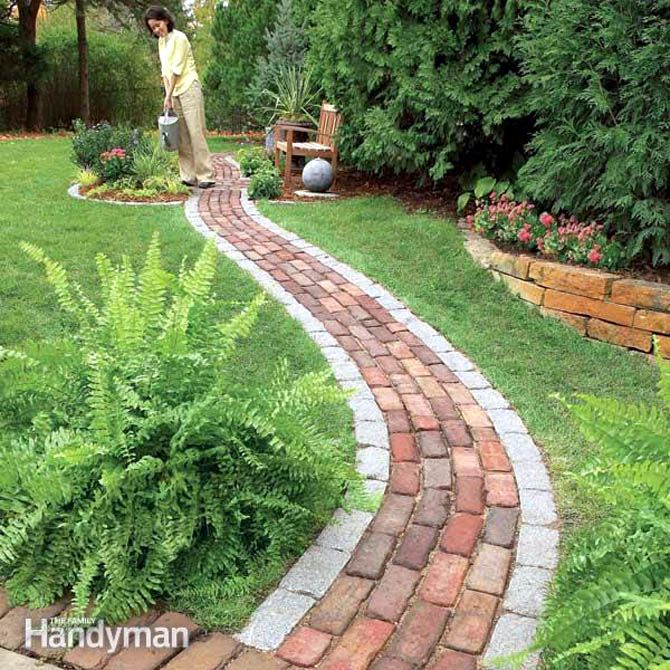 Diy Garden Path Ideas 1293 best garden path images on pinterest | garden paths, garden