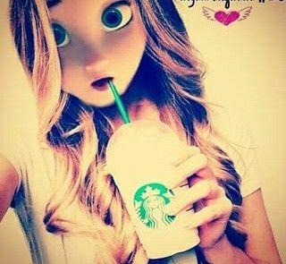 Modern Anna (thank you Starbucks)
