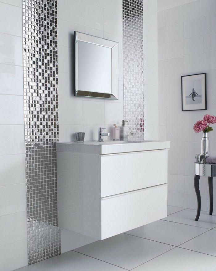 1001 Badfliesen Ideen Fur Wohlfuhle Zu Hause Badezimmer Badezimmer Fliesen Badezimmer Dachschrage