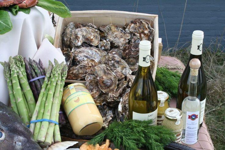 Voedselpakket met Zeeuwse producten