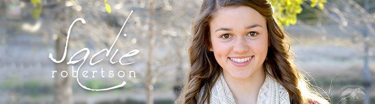 Interview with Sadie Robertson: MUST READ!!