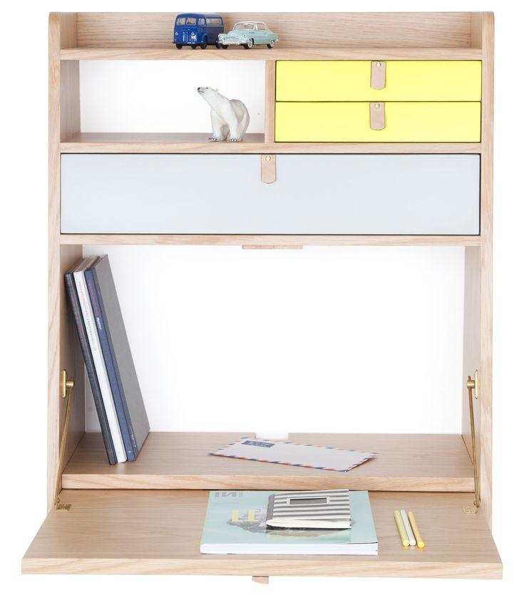 les 25 meilleures id es de la cat gorie bureau mural rabattable sur pinterest bureau. Black Bedroom Furniture Sets. Home Design Ideas