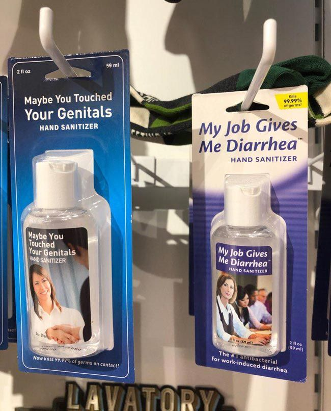 Funny Pictures June 6 2019 Funny Pictures Hand Sanitizer Funny