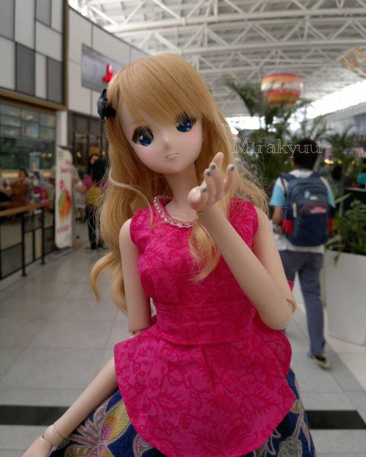 Smart Doll Kizuna Yumeno by mirakyuu