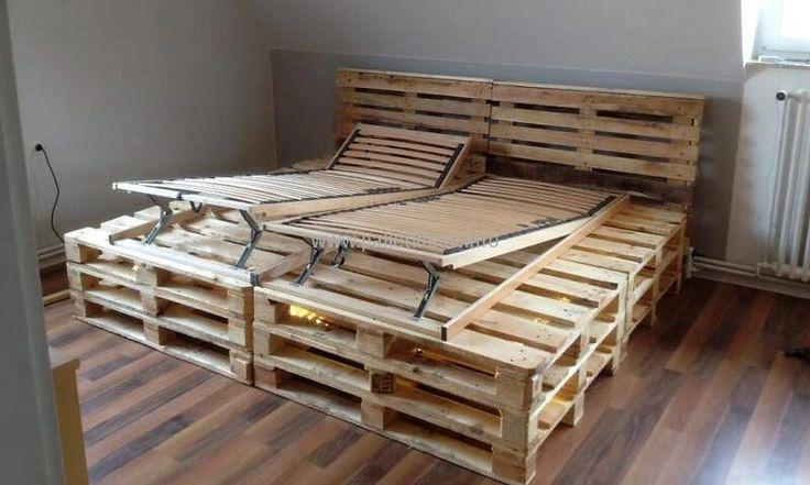 25 beste idee n over idee n voor thuisdecoratie op pinterest - Eigentijdse bed tafel ...