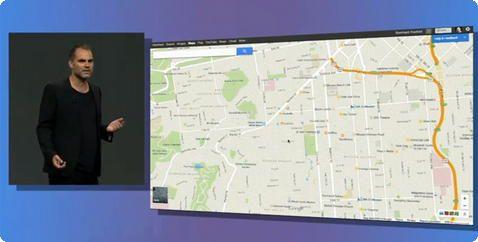Novo Google Maps