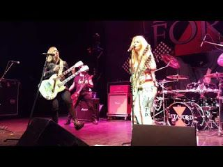 Lita Ford Lzzy Hale: Close My Eyes Forever Cherry Bomb - Kalamazoo State Theatre   Lita Ford performs her song Close My Eyes Forever with Lzzy Hale of Halestorm at the Kalamazoo State Theatre 10/25/16 Close My Eyes Forever-Lita Ford Lzzy Hale-Kalamazoo Theatre 10/25/16 Cherry Bomb-Lita Ford Lzzy Hale Dorothy-Kalamazoo State Theatre Haletorm - Lzzy Hale - Interview Montreal 2016 Lita Ford Lzzy Hale