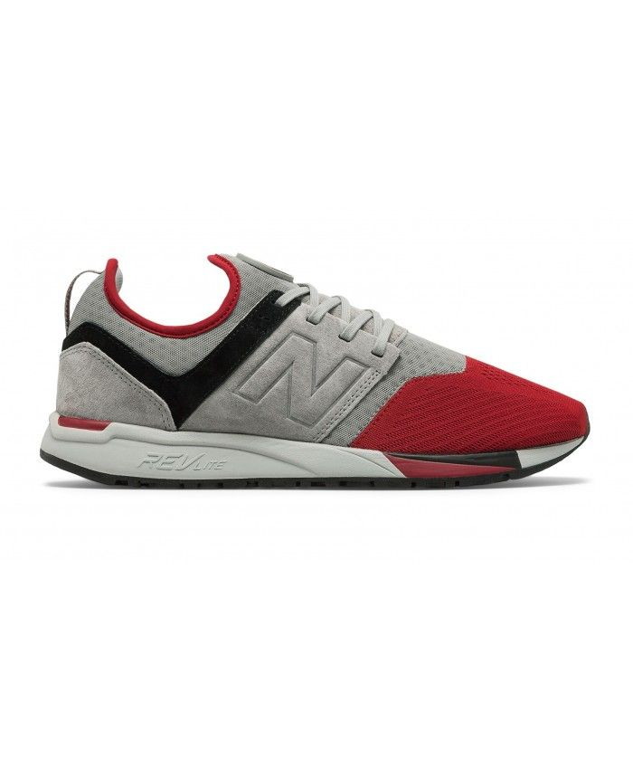new balance 247 luxe gris