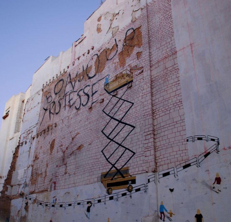 Street Art a Valencia 32 | Artribune