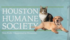 Houston Humane Society - Pet Adoptions, Volunteer Opportinuties, Donations Needed