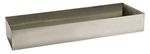 For the Indoor Gardener: Steel Centerpiece Planters - Planters - Accessories - Room & Board