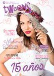 Revista Tweens 15 a�os Malena Narvay
