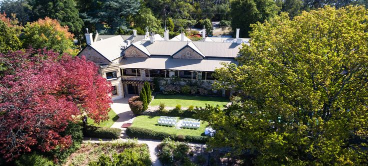 Adelaide | Mt Lofty House, Summit Road, Crafers