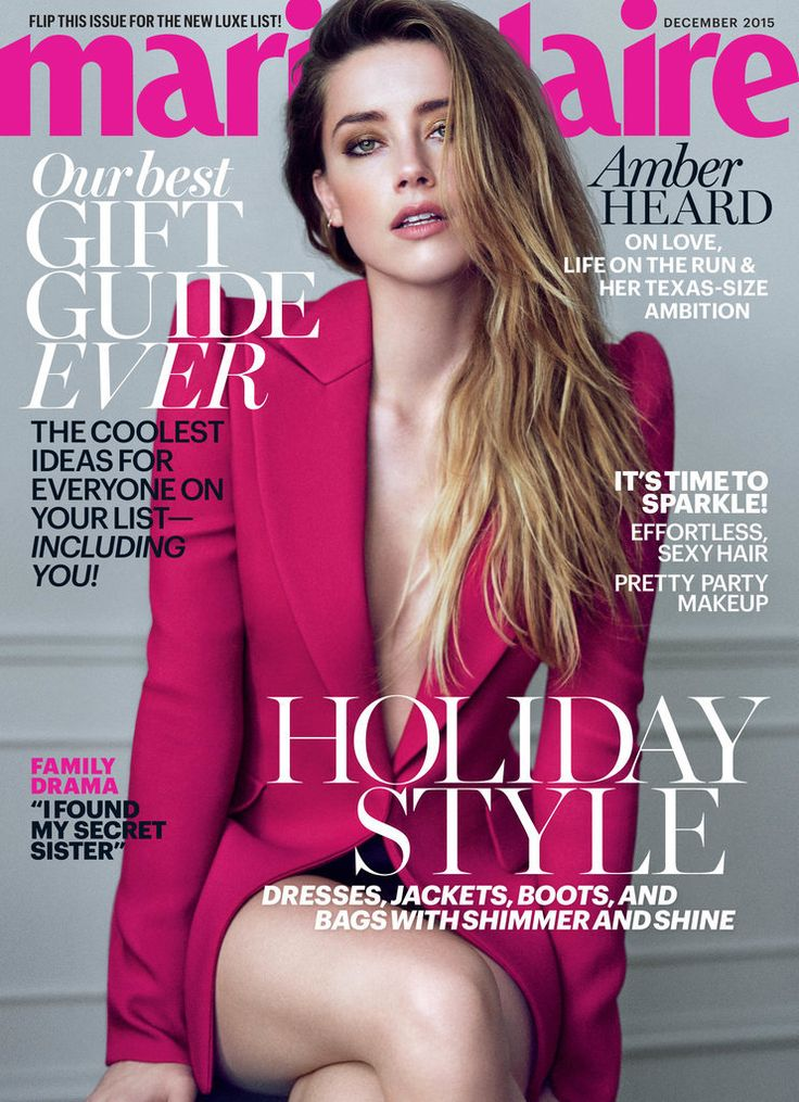 """Amber Heard on Being a Stepmom to Johnny Depp's Kids: """"It's the Most Surprising Gift"""""""