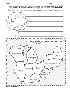 17 Best images about Johnny Appleseed Activities on Pinterest ...