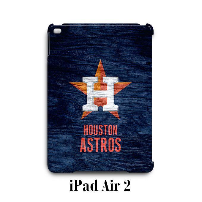 Houston Astros Custom iPad Air 2 Case Cover Wrap Around