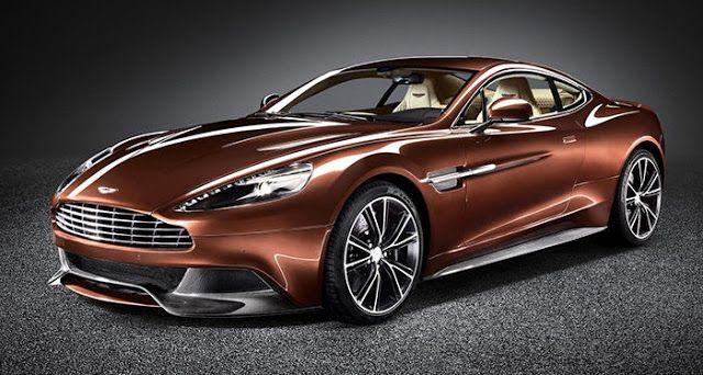 Aston Martin Vanquish una joya de la conducción