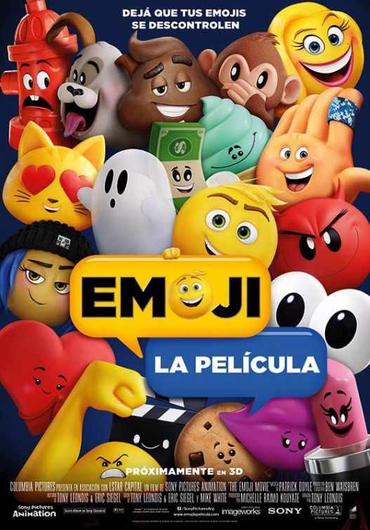 The Emoji Movie - 3 movie clips -> https://teaser-trailer.com/movie/emoji/  #TheEmojiMovie #Emoji #MovieClip