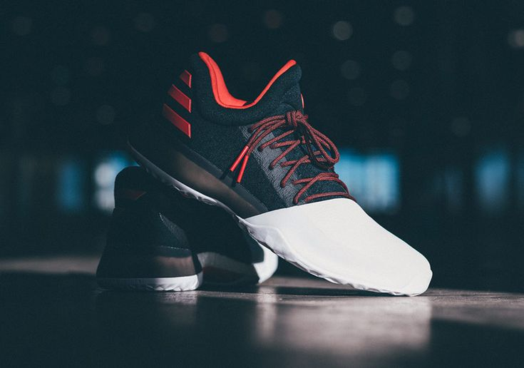 """A year and two months after adidas signed James Harden to the much-talked-about and massive 13-year, $200 million dollar contract, the partnership becomes 100% official today, as """"The Bearded One's"""" first signature shoe, the Harden Vol. 1, is officially unveiled. … Continue reading →"""