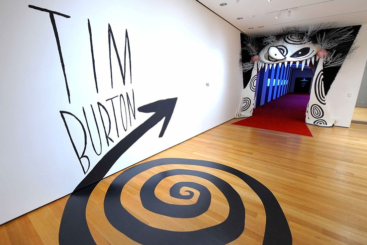 can't wait to see the tim burton exhibit @ MoMA in los angeles.