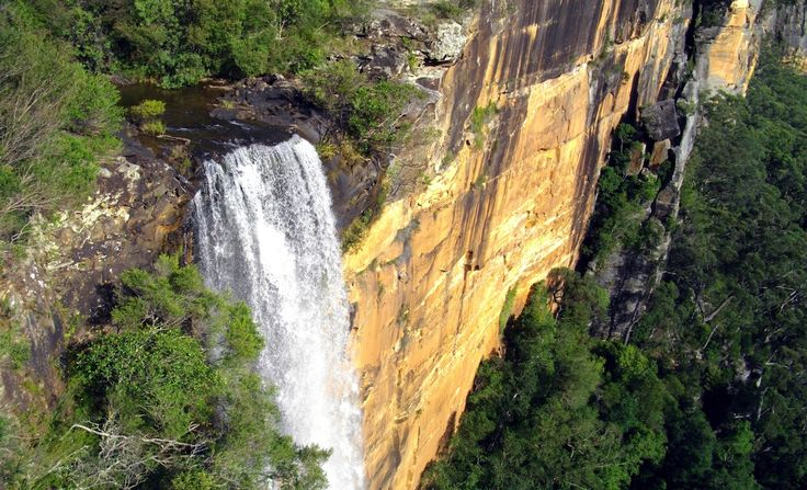 FITROY FALLS IN MORTON NATIONAL PARK
