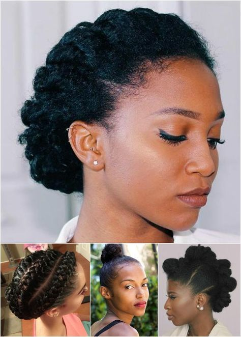 39+ Medium length ear length natural hairstyles trends
