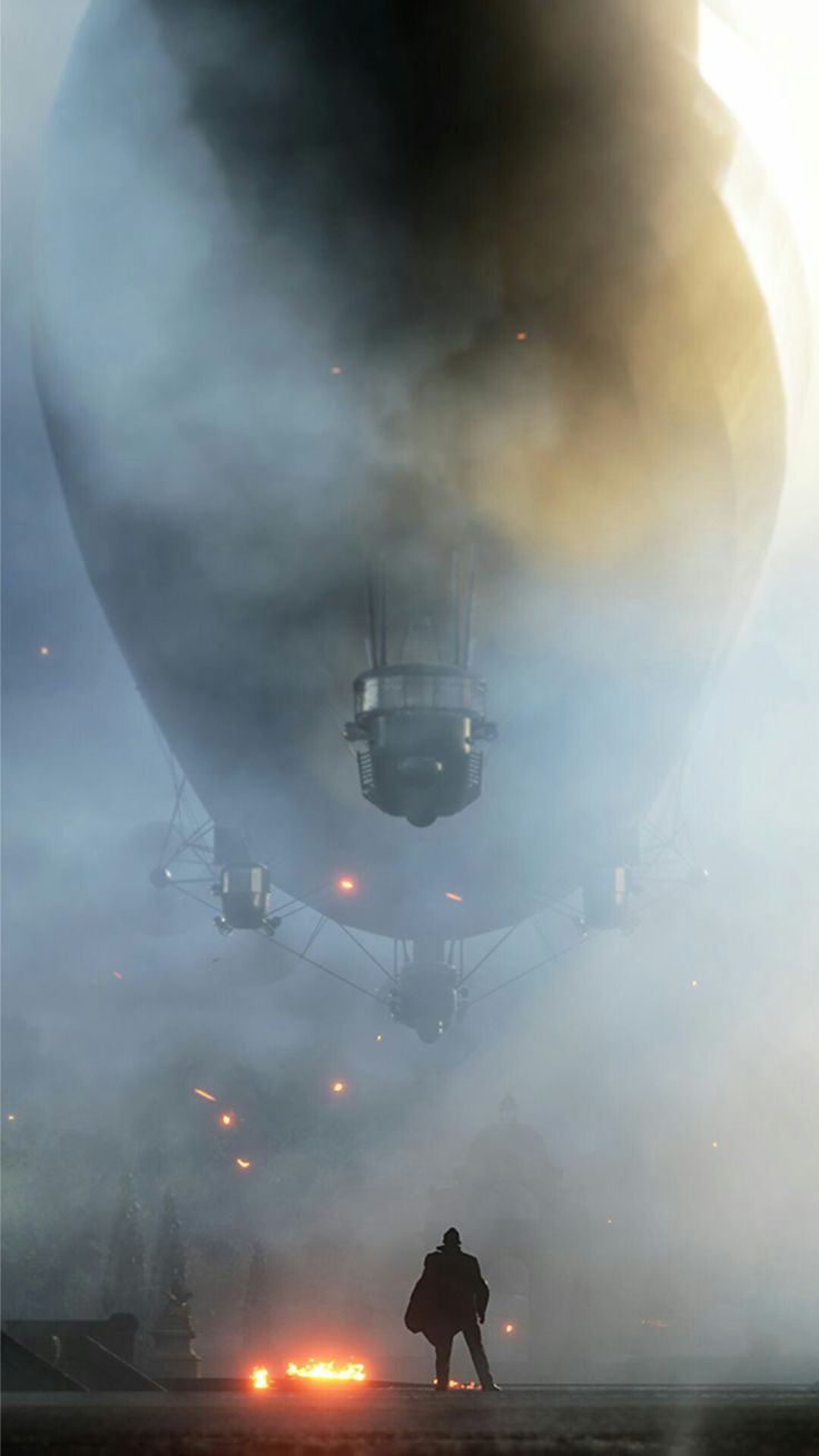 Battlefield 1 sky Wallpaper