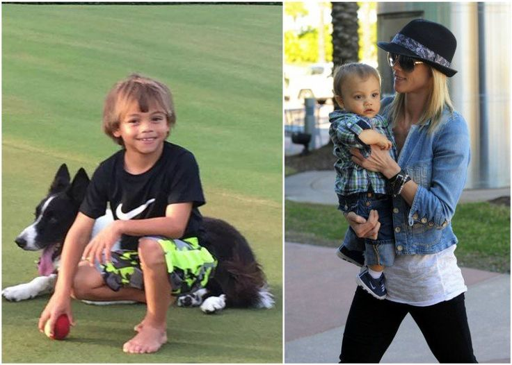 golfer tiger woods family  wife  kids  siblings  parents