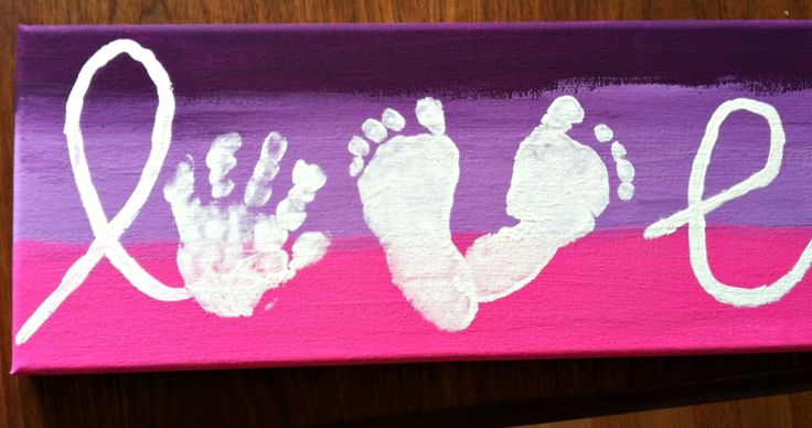 butterfly foot print