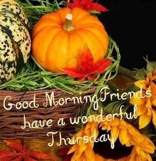 Good Morning Thursday days of the week good morning thursday thursday quotes happy thursday