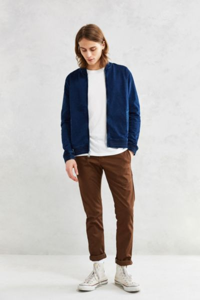 CPO Goldsmith Bomber Jacket - Urban Outfitters