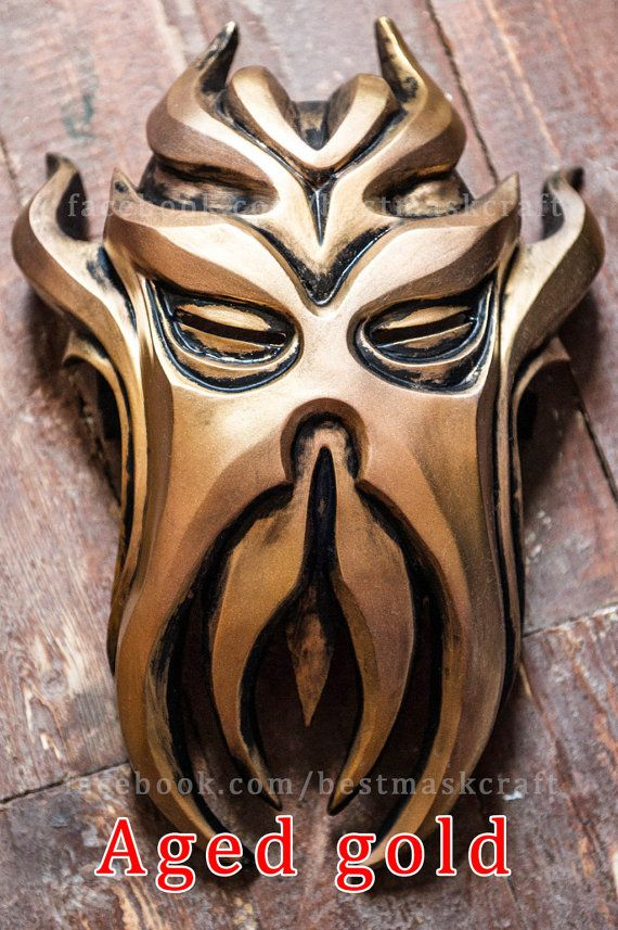 our twitch - mask making online! https://www.twitch.tv/magnitarus/profile english is wellcome!  Please read ALL info below BEFORE ordering! By placing an order you agree with all terms and conditions of our work. If you ordering without reading, its on your responsibility only! === === === This is Fan art! and is no way affiliated with Bethesda Softworks, Zenimax Media, Bethesda Softworks affiliates or parent company =&#x3D...