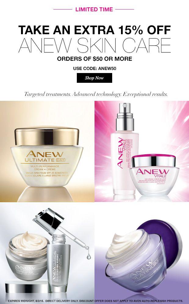 36 best Avon Savings images on Pinterest | Coupon codes, Avon online ...