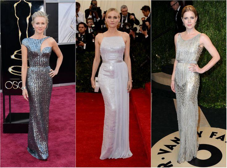 17 mejores ideas sobre vestidos plateados en pinterest - Alfombra nina ...