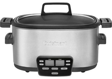 Cuisinart 6-Quart 3-in-1 Multicooker Cook Central - contemporary - Slow Cookers - HPP Enterprises
