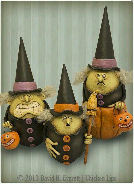 Halloweenhexen