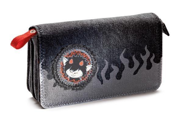 NICI Devil Angel Teufel Kosmetiktasche Tasche Kosmetik Canvas Geschenk 28921 | eBay