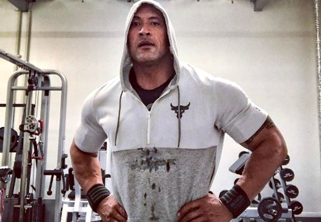 The Rock's Ultimate Workout!