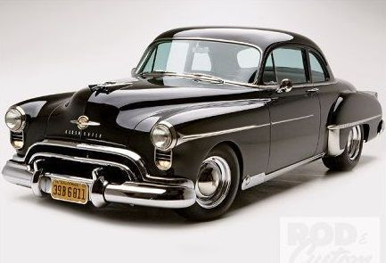 1950 Oldsmobile 88 Coupe ♥♥♥: