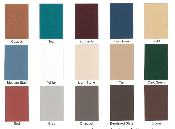 Best Metal Roof Color Choices For The Home Pinterest 400 x 300