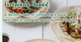 Give veggies an exciting twist with this Lumpiang Hubad recipe that's ready in 4 easy steps!