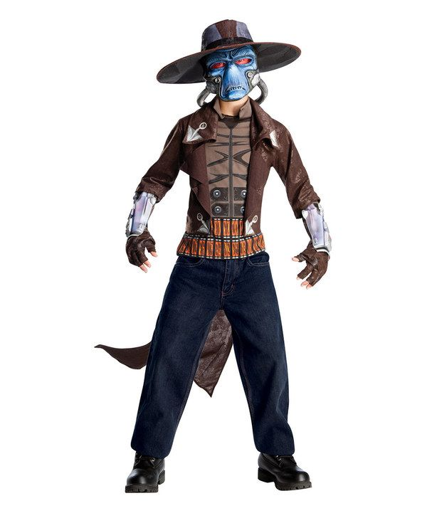 Look at this Deluxe Cad Bane Dress-Up Set - Kids on #zulily today!